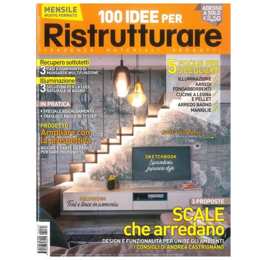Immagine di 100 IDEE PER RISTRUTTURARE - ARRETRATO 2019/11 Italia