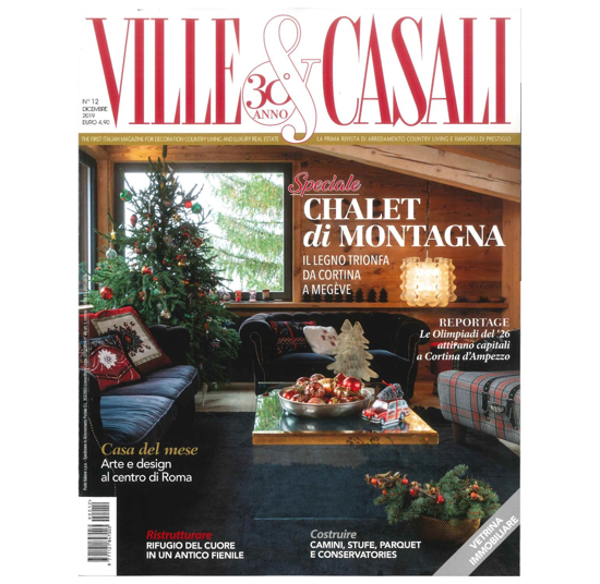 Immagine di VILLE & CASALI - ARRETRATO 2019/12 Italia