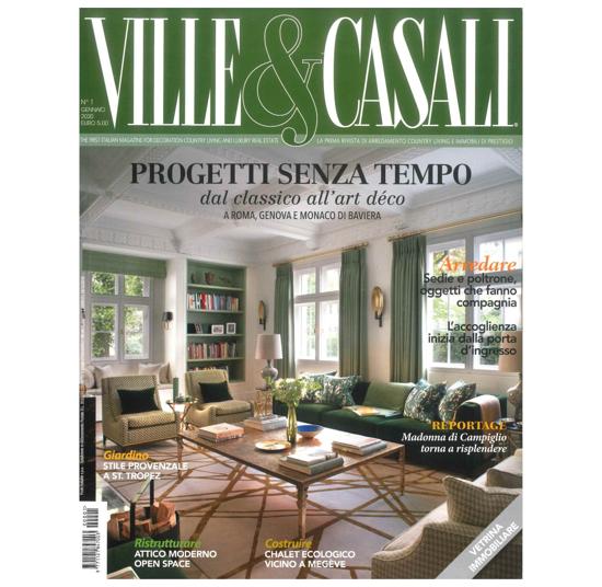 Immagine di VILLE & CASALI - ARRETRATO 2020/01 Italia