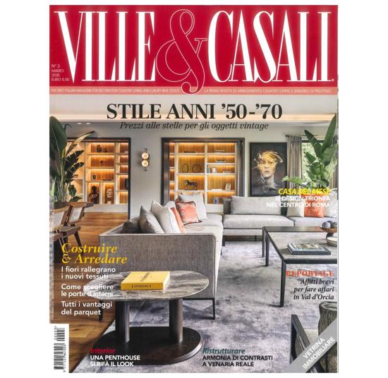 Immagine di VILLE & CASALI - ARRETRATO 2020/03 Italia