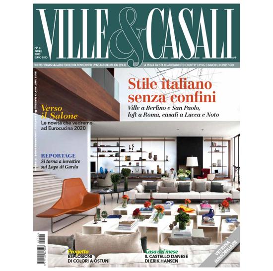 Immagine di VILLE & CASALI - ARRETRATO 2020/04 Italia