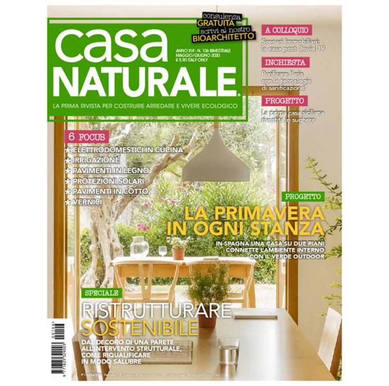 Immagine di CASA NATURALE - ARRETRATO 2020/05-06 Italia