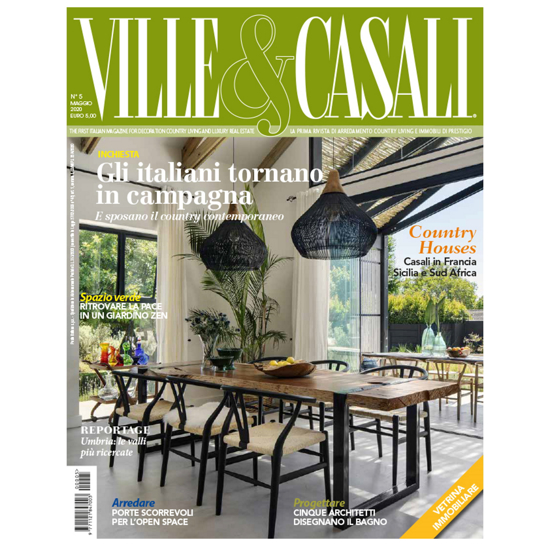 Immagine di VILLE & CASALI - ARRETRATO 2020/05 Italia