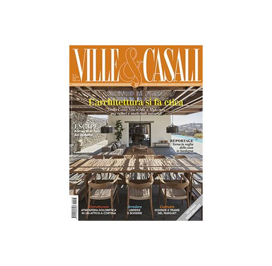 Immagine di VILLE & CASALI - ARRETRATO 2020/08 Italia
