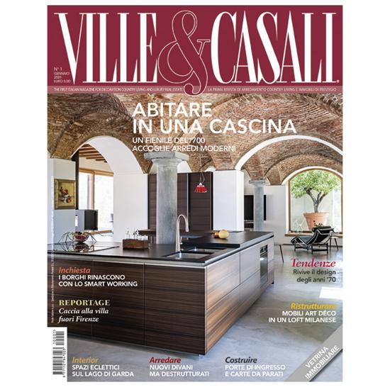 Immagine di VILLE & CASALI - ARRETRATO 2021/01 Italia