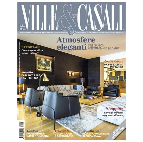 Immagine di VILLE & CASALI - ARRETRATO 2021/02 Italia