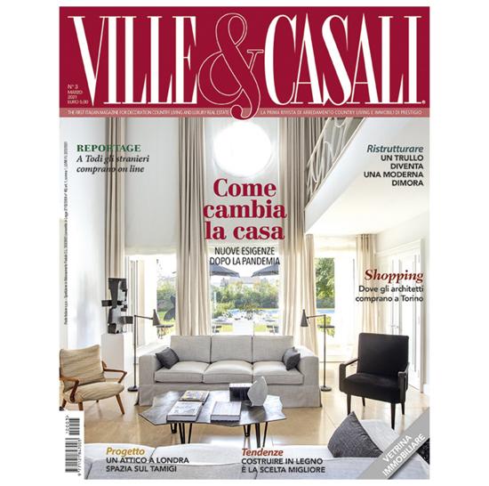 Immagine di VILLE & CASALI - ARRETRATO 2021/03 Italia