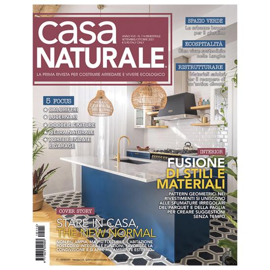 Immagine di CASA NATURALE - ABBONAMENTO 2 ANNI Italia